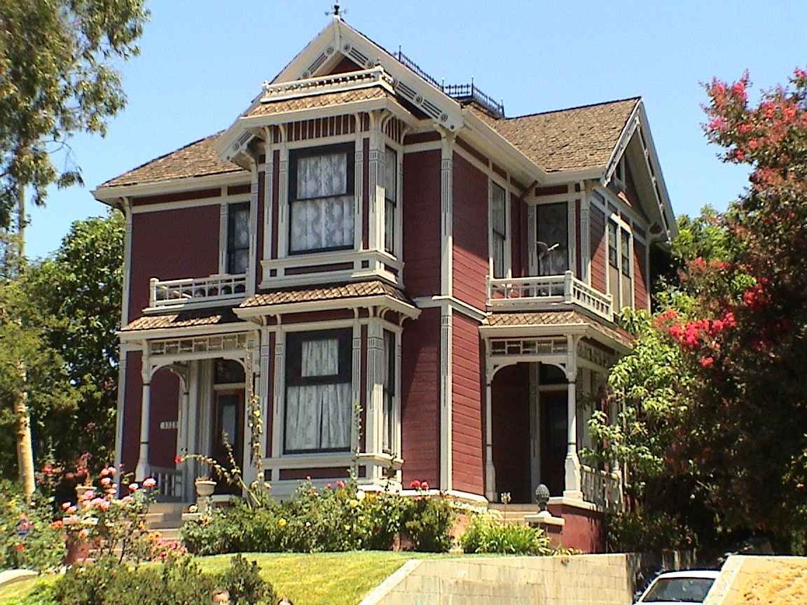 The Charmed House